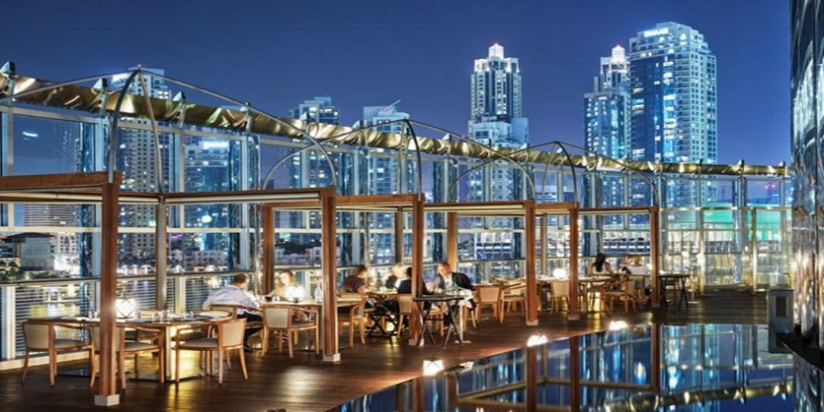 Dubai: Ban On Covering Restaurants Till Iftar Lifted