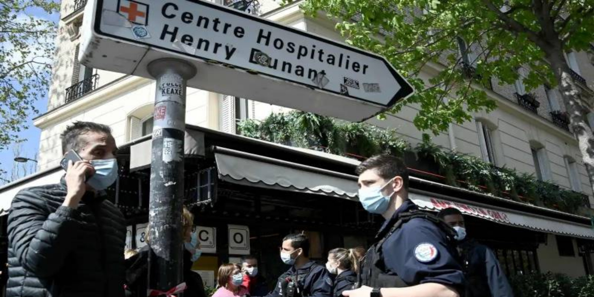 France: One Killed, One Injured In Paris Hospital Shooting