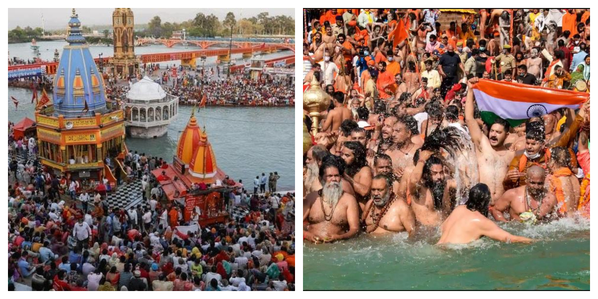 India: More Than 184,000 Cases Report On Third Day Of Kumbh Mela