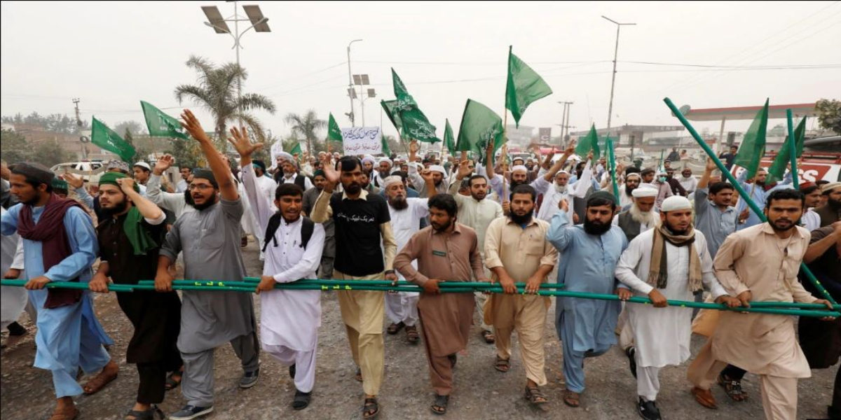 Explained: What Tehreek-e-Labbaik Wants And Why They Are Protesting?