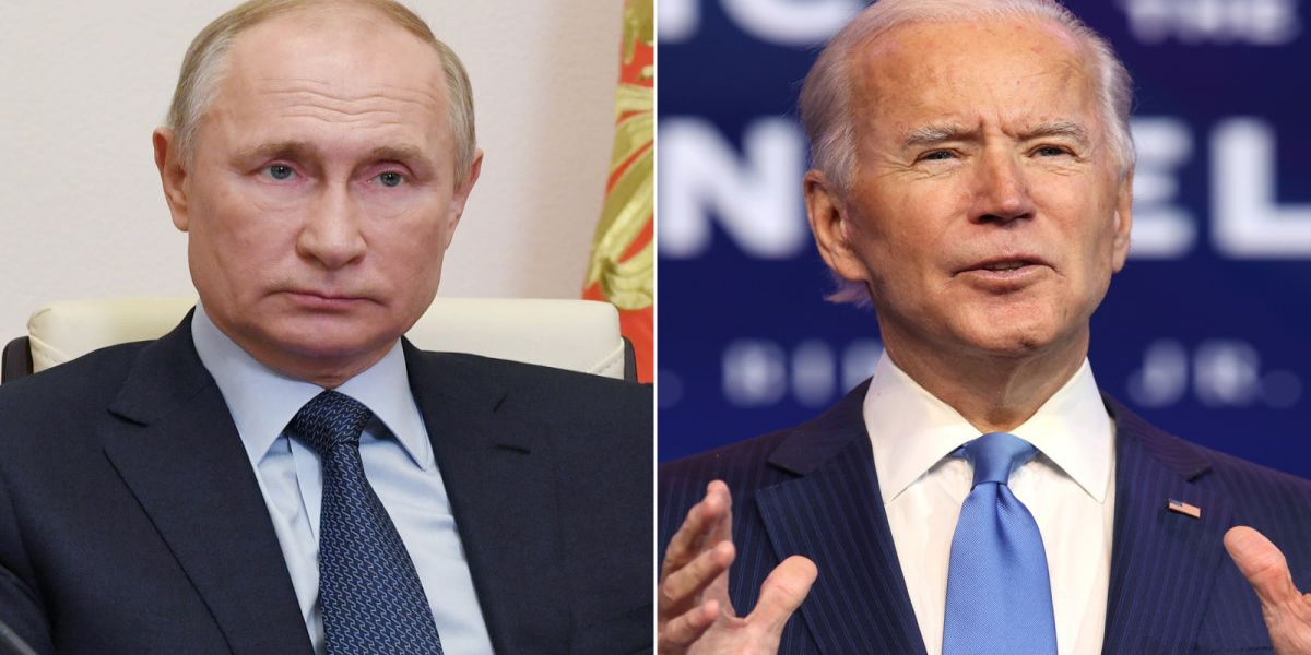 Biden Expels Russian Diplomats, Imposes New Sanctions Over Cyber-Attack