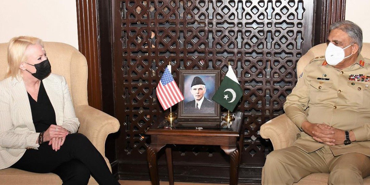 COAS Welcomes Biden's Announcement Of Withdrawal Of Troops from Afghanistan