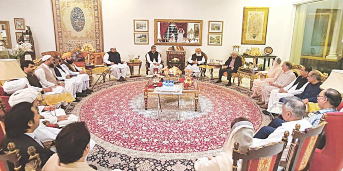 Eight Opposition Parties Decide To Form Separate Bloc In Senate