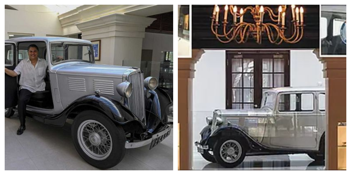Nearly 90-Year-Old Prince Philip's Car Becomes Centerpiece Of Sri Lanka Museum