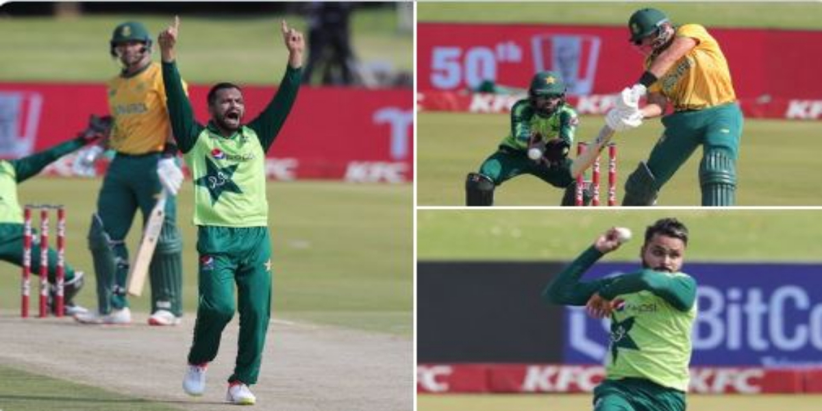 Pakistan Shocks South Africa To Clinch Final T20, Takes Series 1-3