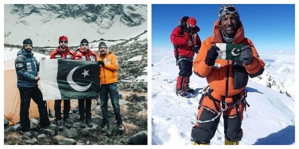 Pakistani Mountaineers Climb Nepal's Annapurna Peak To Honor Ali Sadpara