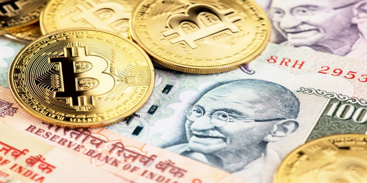 Bitcoin price in Indian Rupee