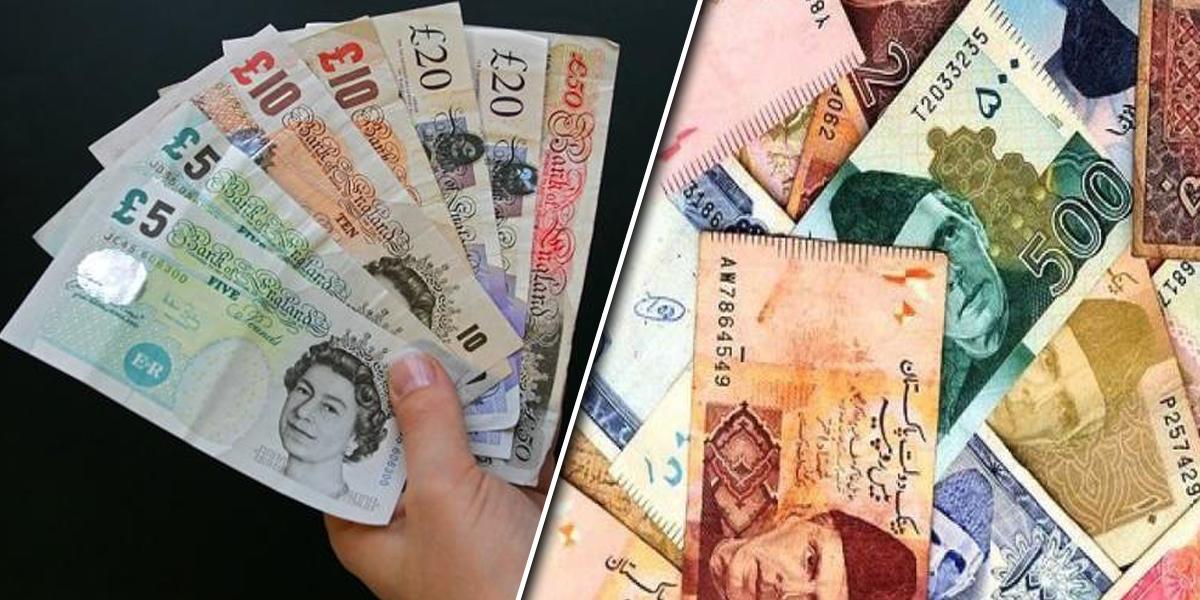 British Pound To PKR
