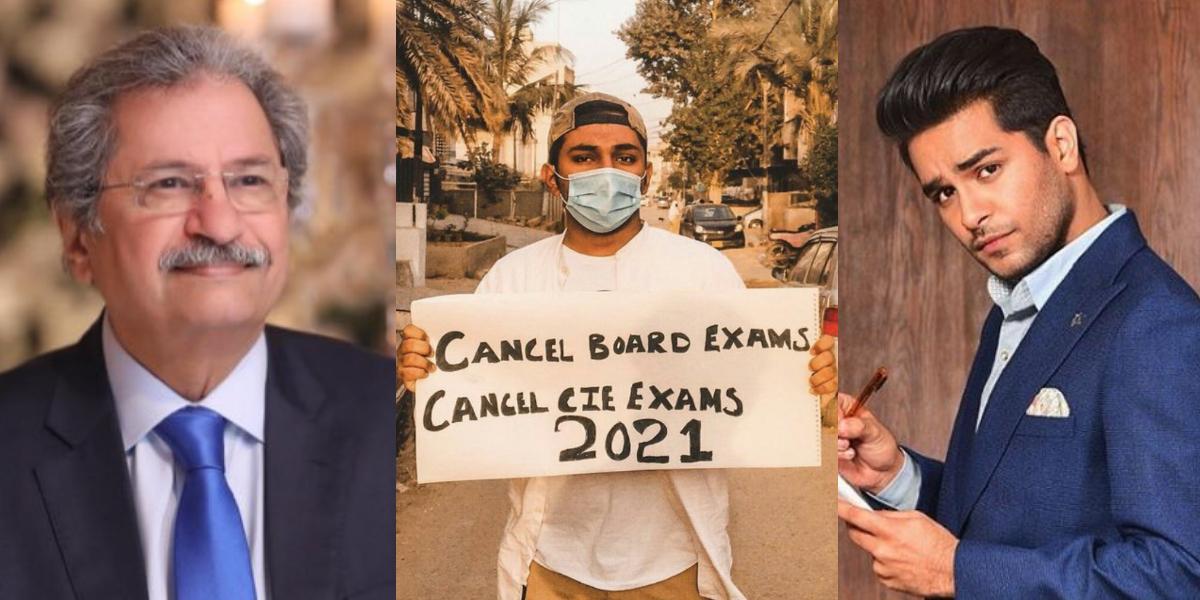 Cancel exams 2021 trending