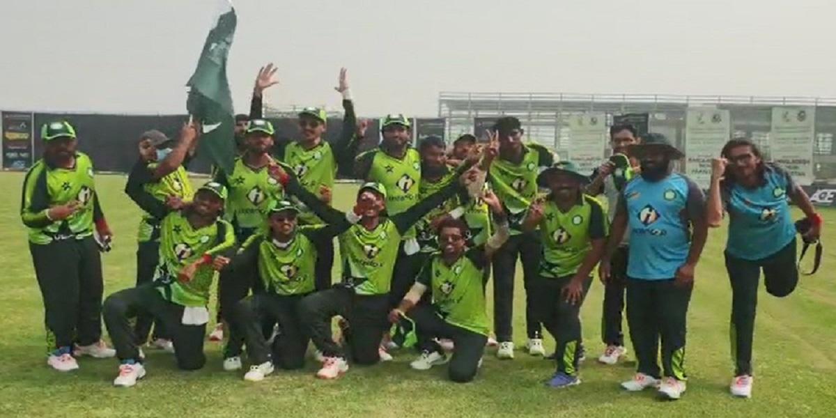 Tri-nation series Dhaka Pakistan India