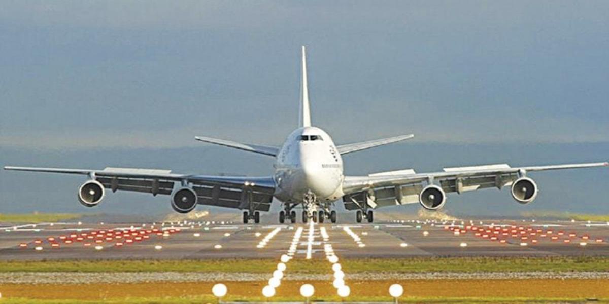 Asad Umar plane emergency landing