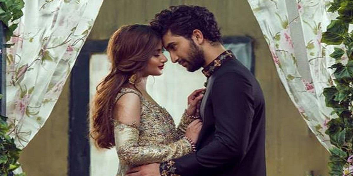 Ahad Raza Mir web series