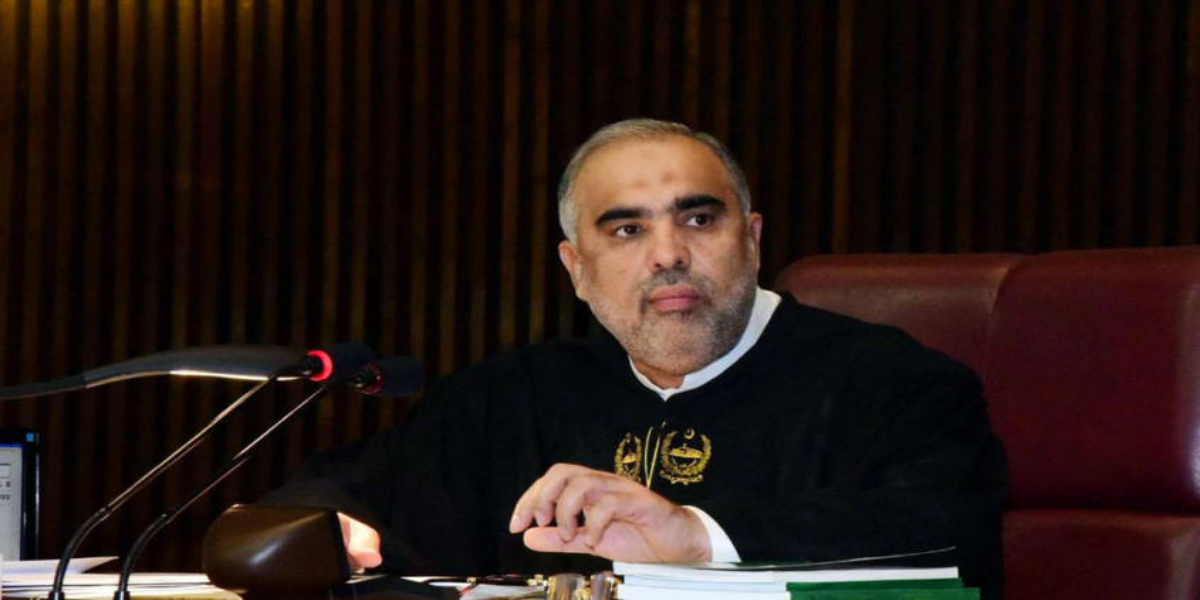 Parliament To Not Make Any Law Contrary To Qur'an And Sunnah: Asad Qaiser