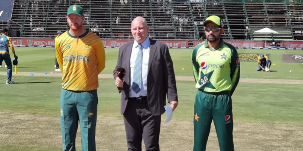 Pakistan Vs South Africa T20I