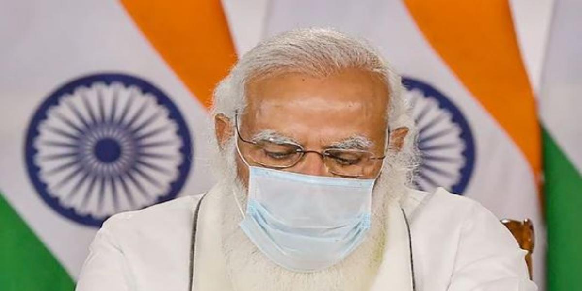 Narendra Modi's aunt passed away