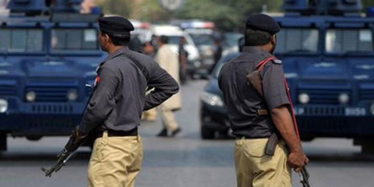 Karachi high alert