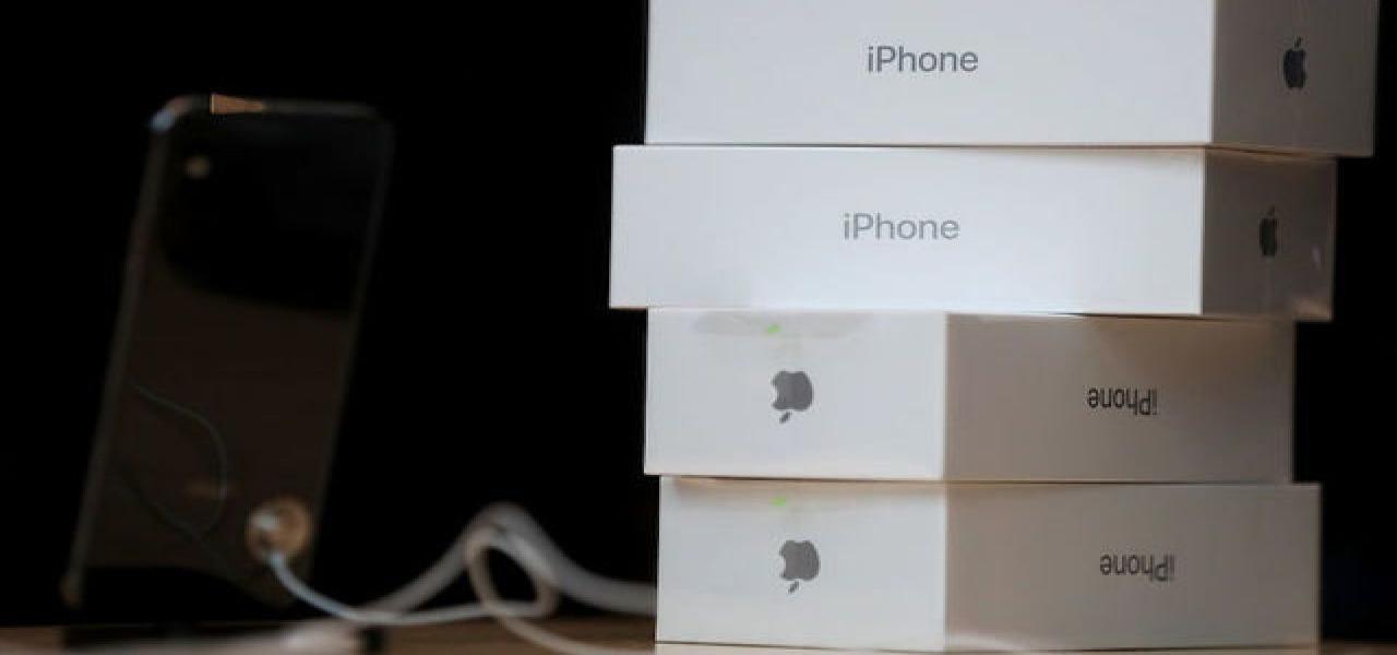 Man orders apple online gets iPhone instead