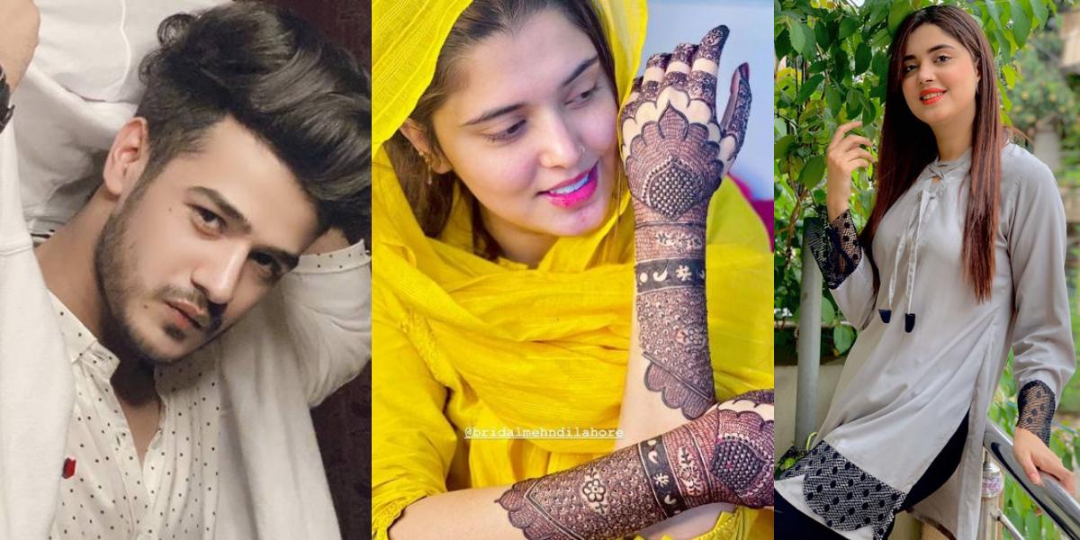 Kanwal Aftab, Zulqarnain Sikandar Getting Married