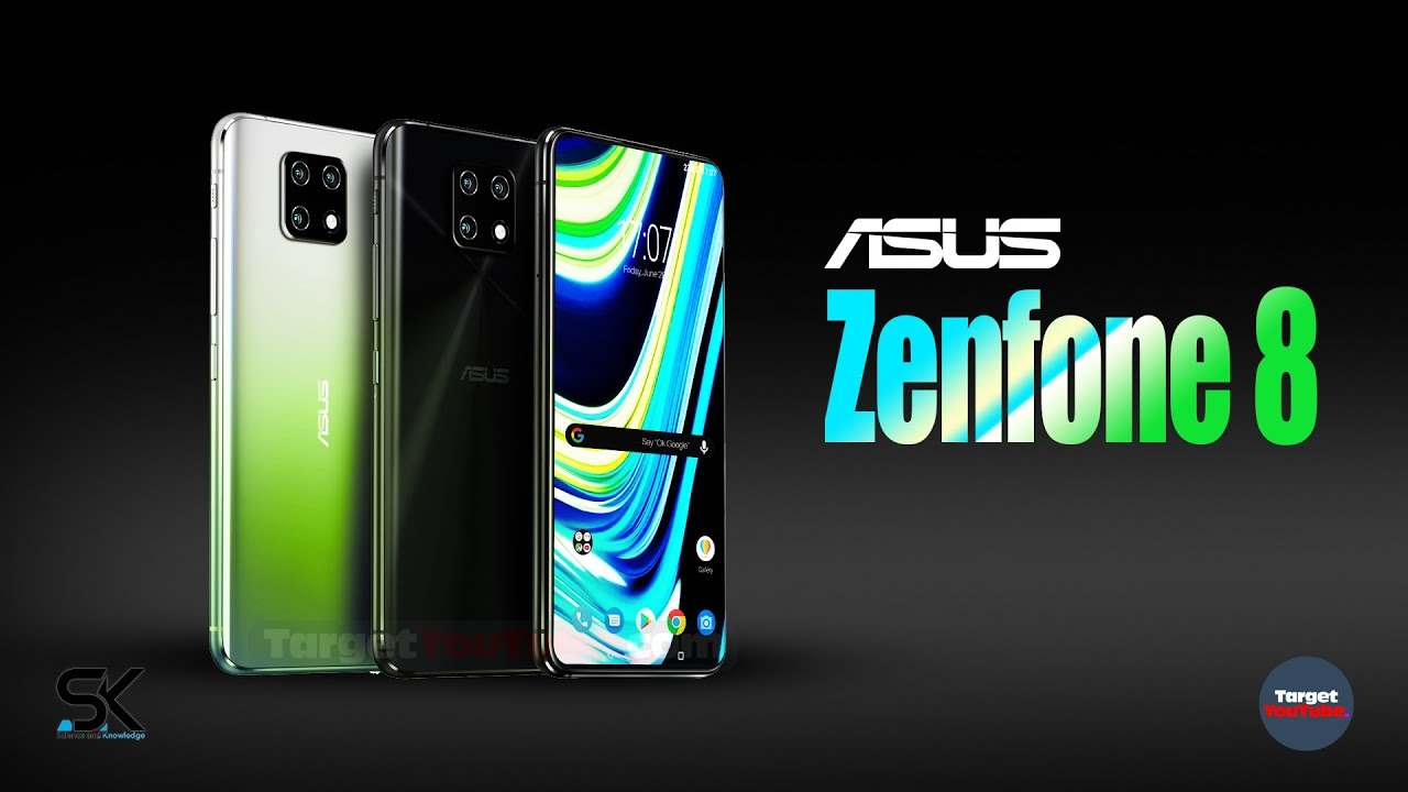 Asus confirms the Launch date for the new Zenfone 8 smartphone