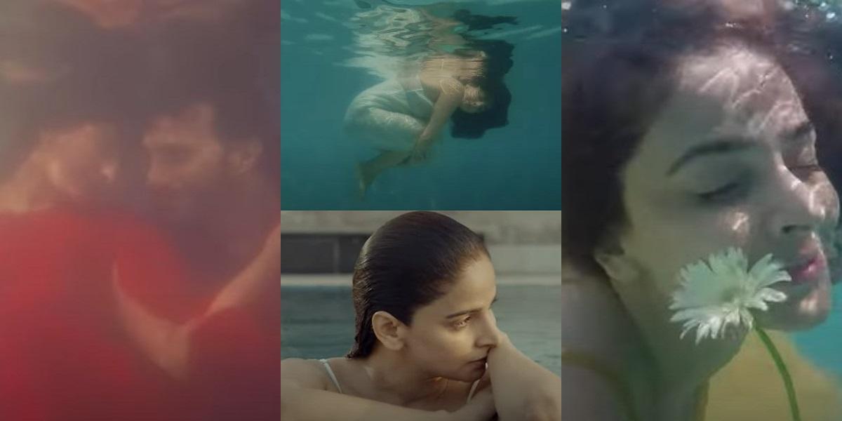 Saba Qamar music video