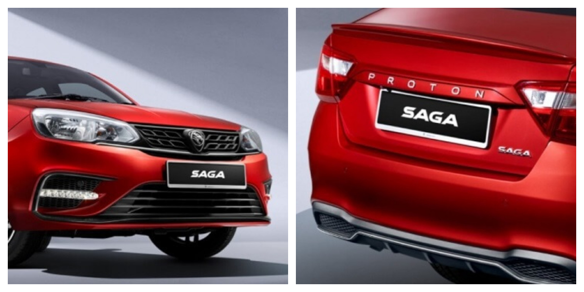 Malaysian Company Introduces Affordable Sedan Saga In Pakistan