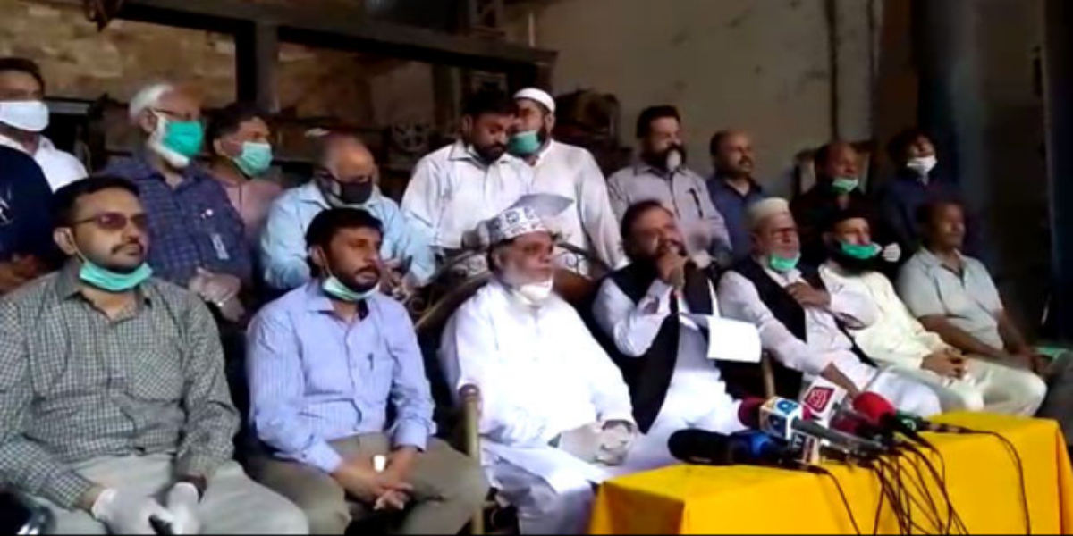 Karachi: Traders Announce 'Fill The Jail' Movement, Reject New Restrictions