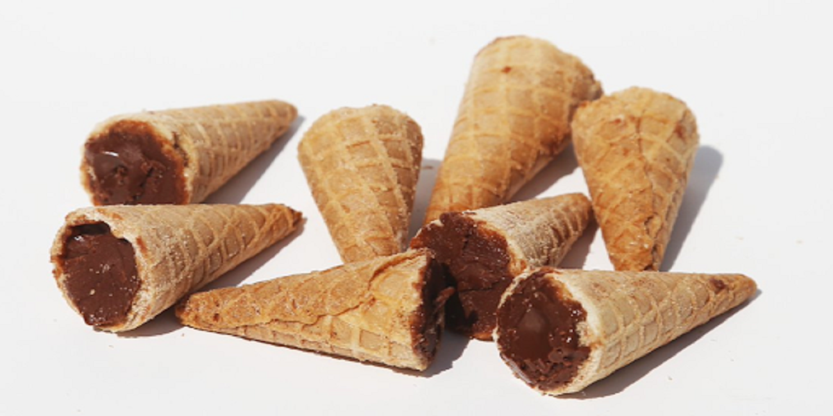 Tweeple react as woman files 'petition' to remove end part of cornetto cones