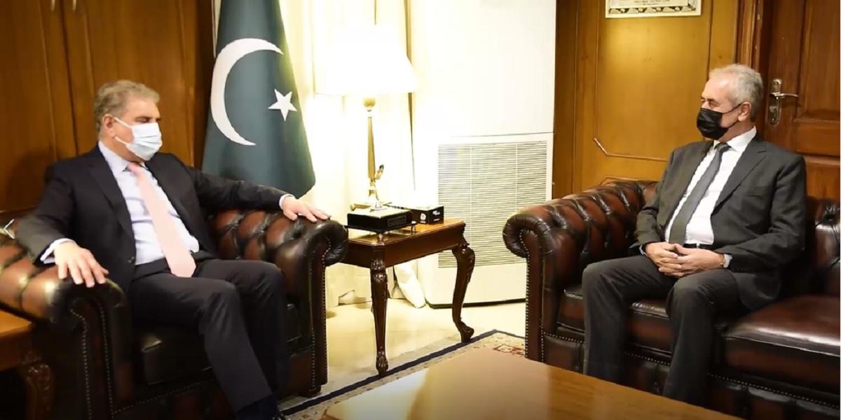 Palestinian Ambassador to Pakistan