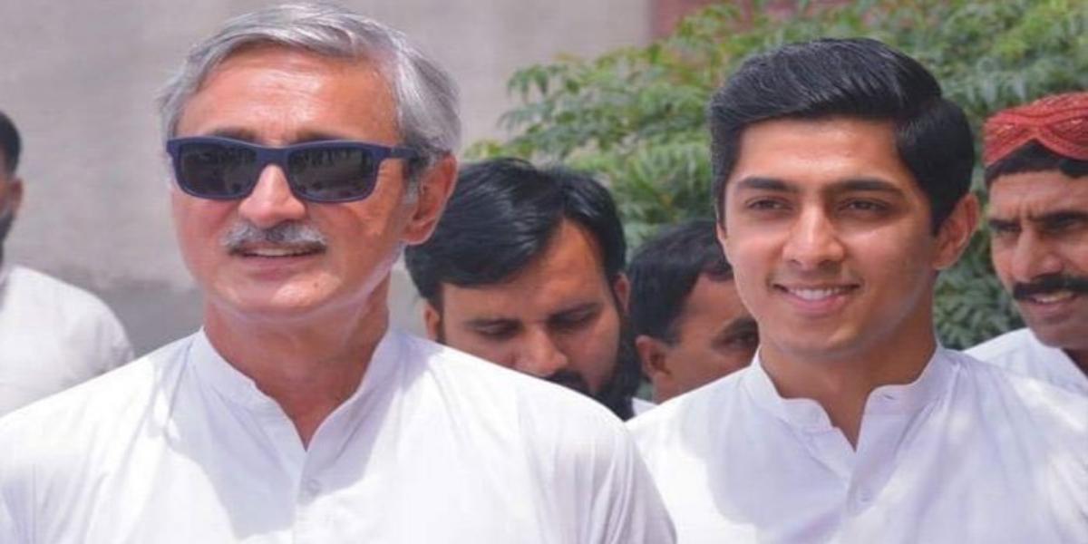 Jahangir Tareen, son's bail extended in money laundering case