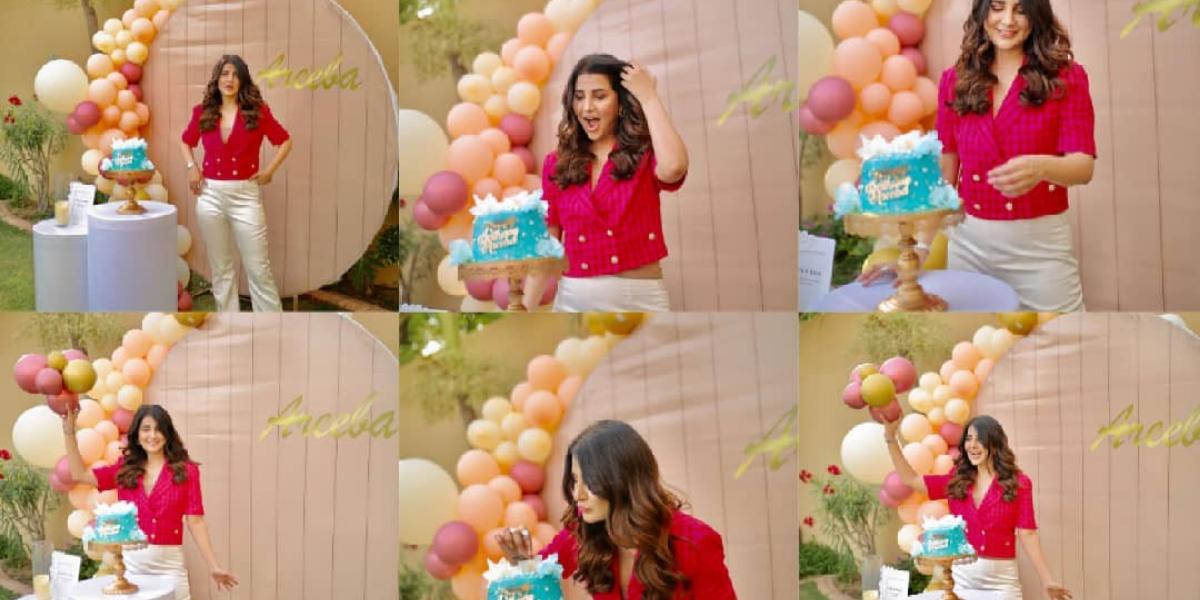Areeba Habib birthday