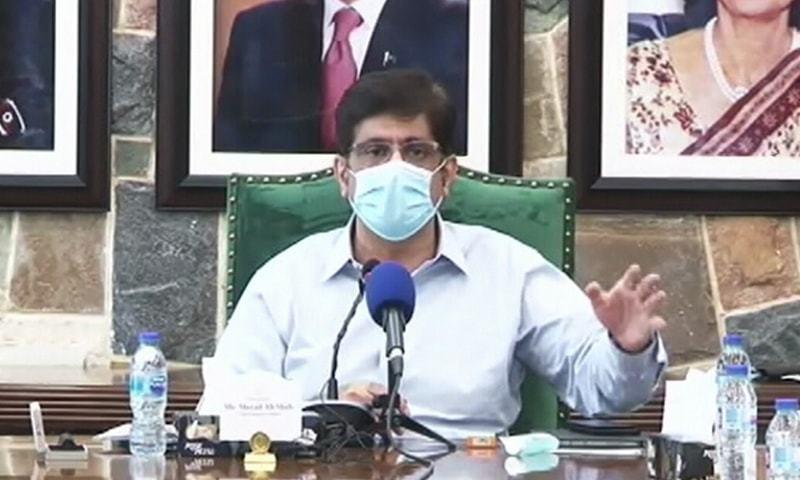 CM Sindh tightens restrictions