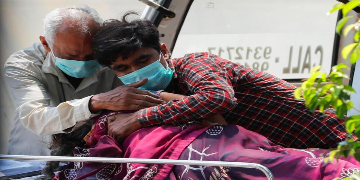 India Coronavirus hit country