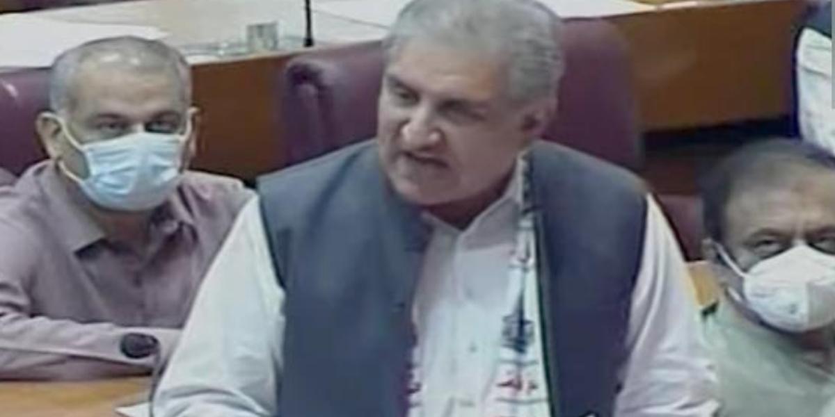 FM Qureshi Kalbhushan Jadhav