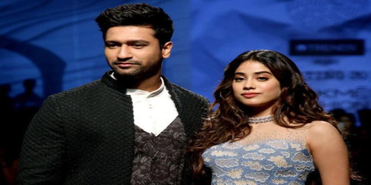 Vicky Kaushal & Janhvi Kapoor