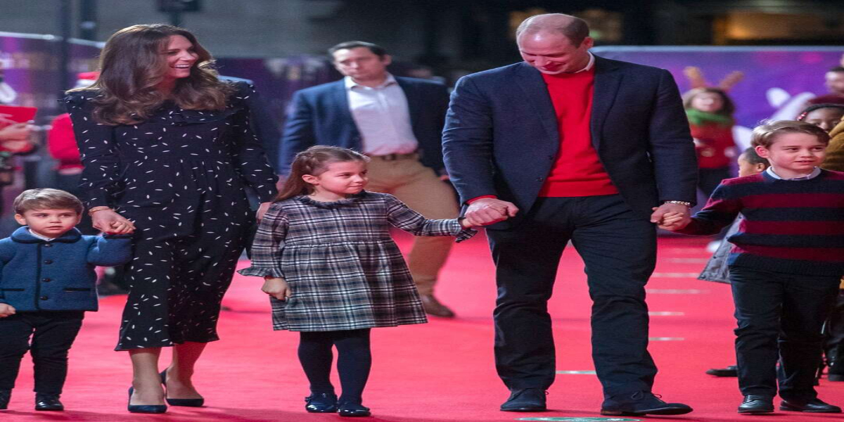 Prince William Says Daughter Princess Charlotte Had a 'Lovely' Birthday,