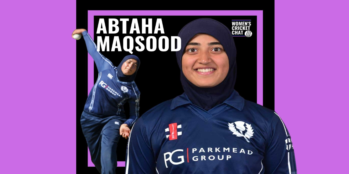 Scotland Women Cricketer Abtaha Maqsood on Ramadan, fasting and wearing a hijab