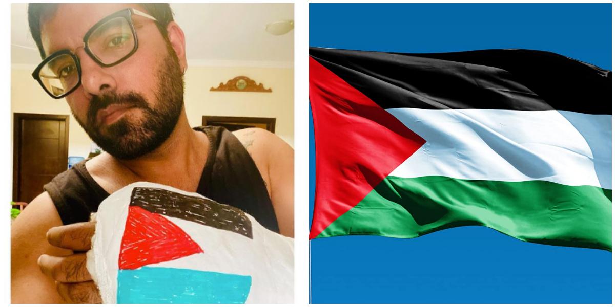 Yasir Hussain Palestine