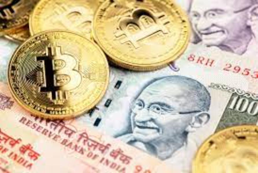 Bitcoin to INR