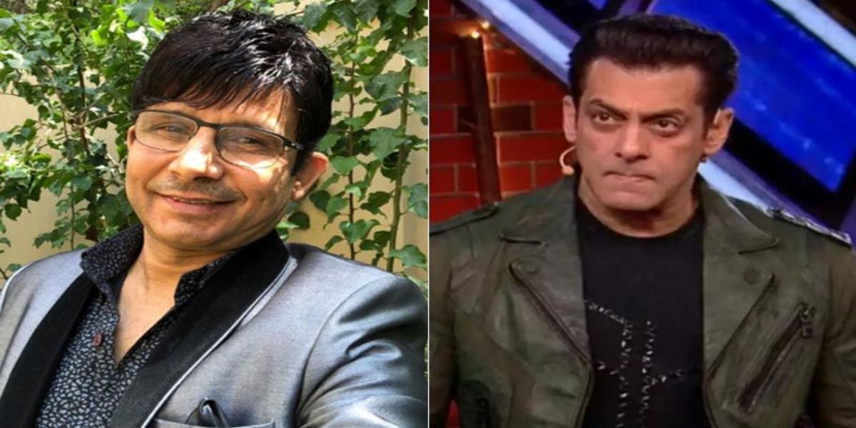 Salman Khan case against KRT