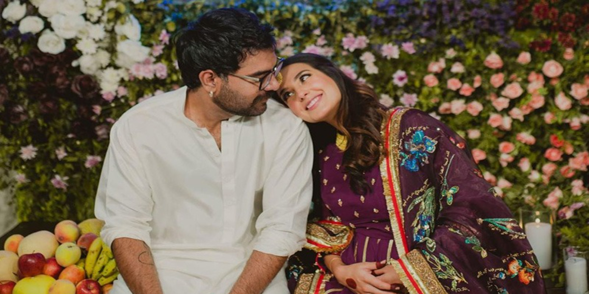 Watch: Iqra Aziz shares some glimpse from her baby shower