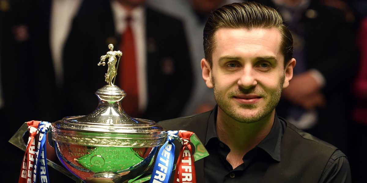 World Snooker Championship final: Mark Selby wins fourth world title