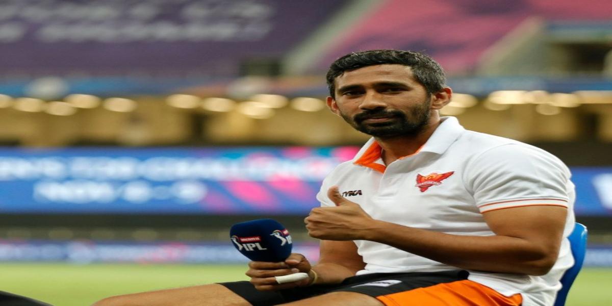IPL 2021: Saha tests positive for COVID-19, SRHvMI set to be rescheduled