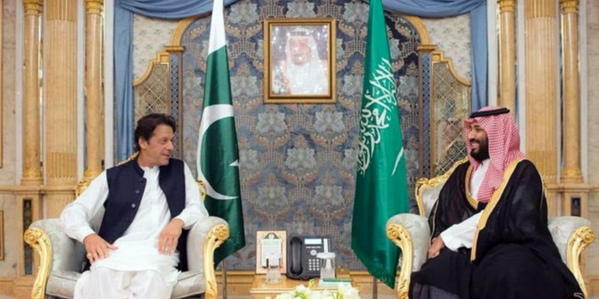 Imran Khan Visit To Saudi Arabia