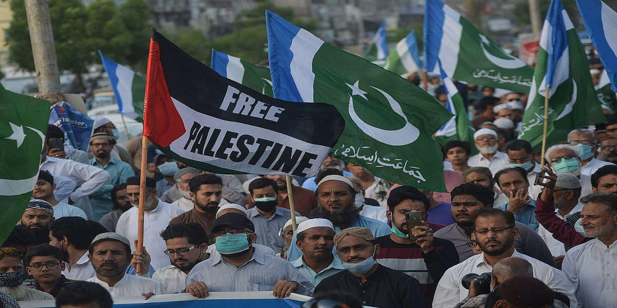 Jamaat-e-Islami to hold Palestine March today in Karachi