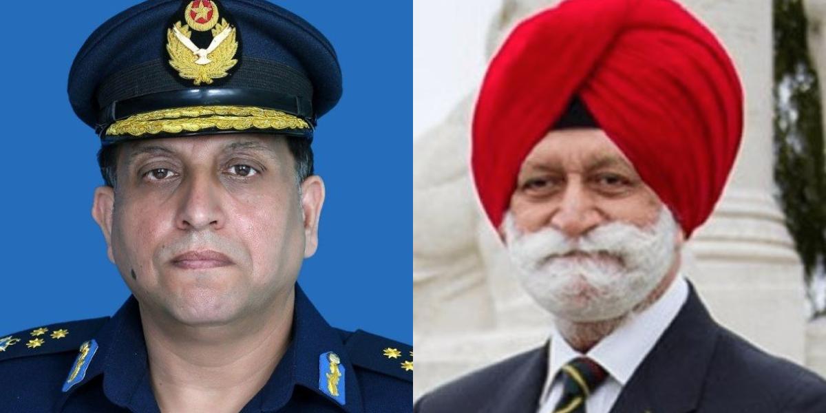 Air Chief Pushpinder Singh