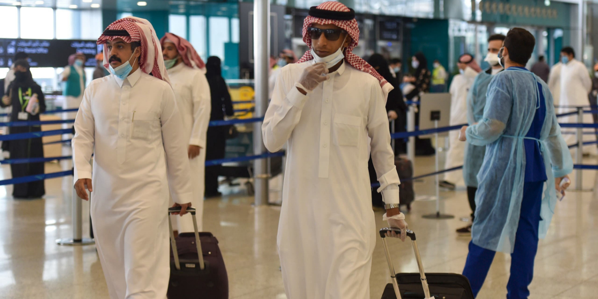 Saudi citizens banned from traveling to 13 countries