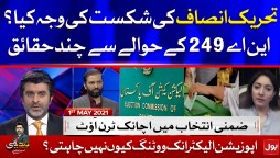 NA-249 By-Election || Tabdeeli with Ameer Abbas || 1st May 2021