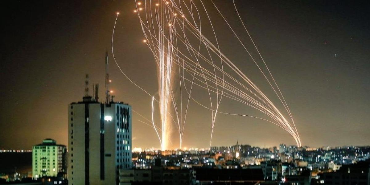 Tel Aviv Missile Attack