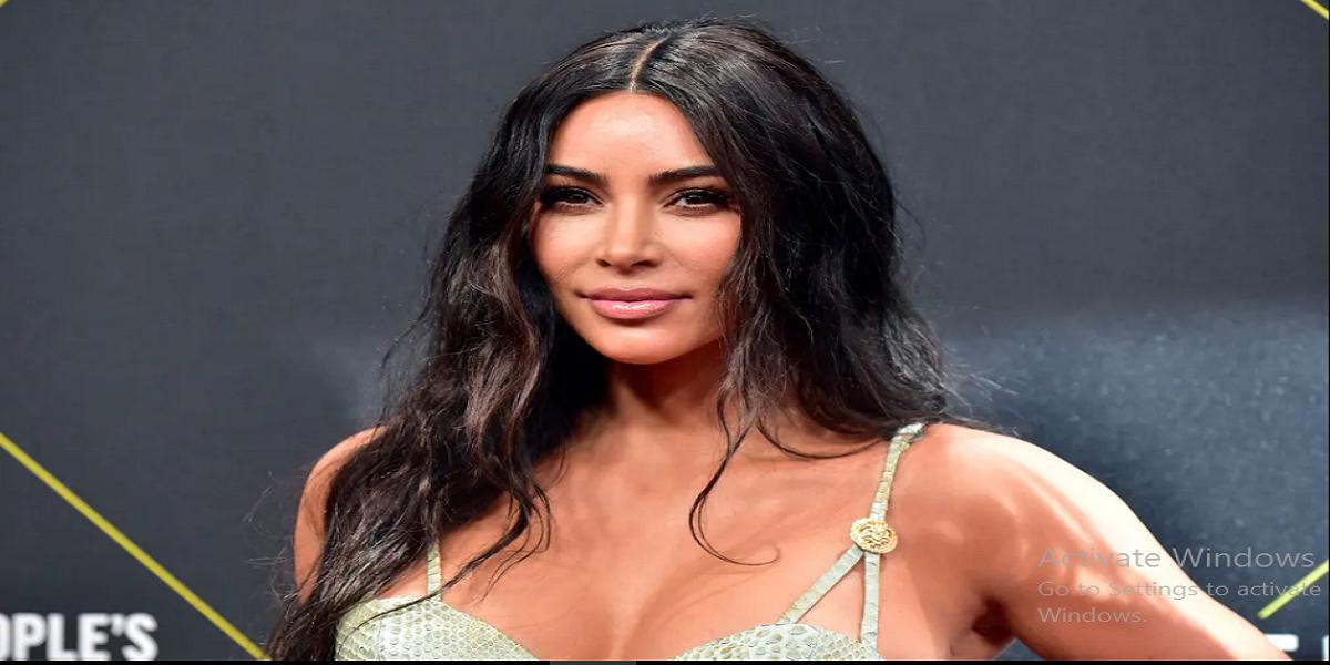 Kim Kardashian revealed how she tested positive for COVID-19
