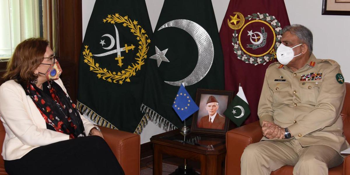 Chief of Army Staff meets EU Ambassador